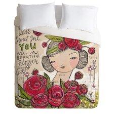Cori Dantini Dear Sweet Girl Duvet Cover Collection