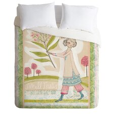 Cori Dantini Lightweight Small Truths Duvet Cover Collection