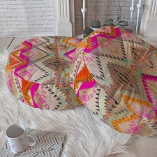 Pattern State Floor Pillow