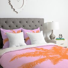 Deb Haugen Palm Duvet Set
