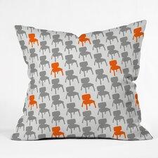 Mummysam Classic Chair Throw Pillow