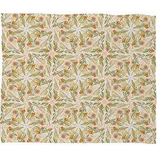 Cori Dantini Happy Family Pattern Throw Blanket