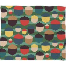 Zoe Wodarz Gather 2 Together Throw Blanket