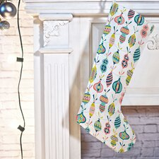 Heather Dutton Decorated Stocking