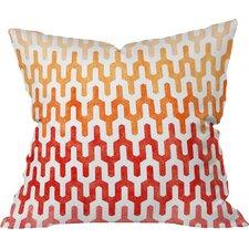 Arcturus Warm 1 Outdoor Throw Pillow