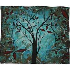 Madart Inc. Romantic Evening Throw Blanket
