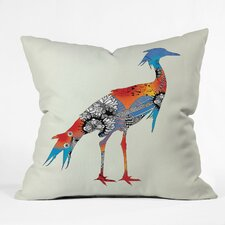 Iveta Abolina Bird Throw Pillow