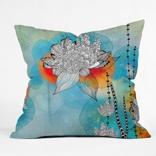 Iveta Abolina Coral Indoor/Outdoor Throw Pillow