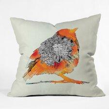 Iveta Abolina Bird Throw Pillow