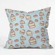 Jennifer Denty Cake Slices Throw Pillow