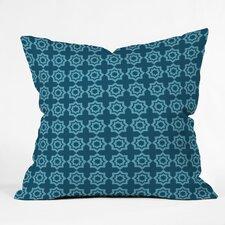 Khristian A Howell Moroccan Mirage Indoor/Outdoor Throw Pillow