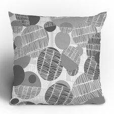 Rachael Taylor Textured Geo Throw Pillow