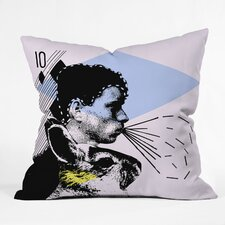 Randi Antonsen Poster Hero 1 Indoor/Outdoor Throw Pillow