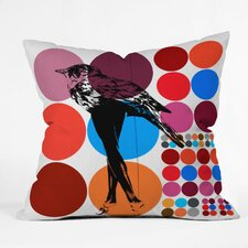 Randi Antonsen Poster Heroins 5 Throw Pillow