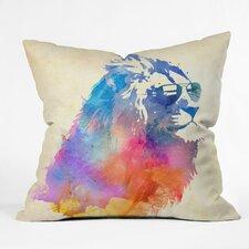 Robert Farkas Sunny Leo Indoor/outdoor Throw Pillow