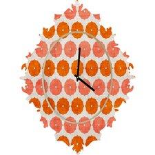 Holli Zollinger Annapurna Wall Clock