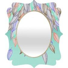 Jacqueline Maldonado A Different Nature 1 Wall Mirror