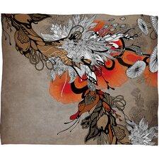 Iveta Abolina Sonnet Throw Blanket