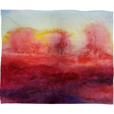 Jacqueline Maldonado Where I End Throw Blanket