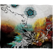 Iveta Abolina Frozen Dreams Throw Blanket