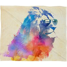 Robert Farkas Throw Blanket