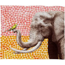 Garima Dhawan Throw Blanket