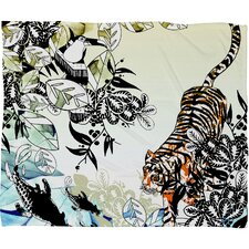 Aimee St Hill Tiger Tiger Throw Blanket