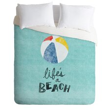 Nick Nelson Lifes A Beach Duvet Cover Collection
