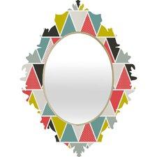 Heather Dutton Triangulum Baroque Mirror