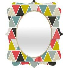 Heather Dutton Triangulum Quatrefoil Mirror