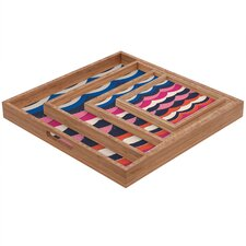Vy La Unwavering Love Square Tray