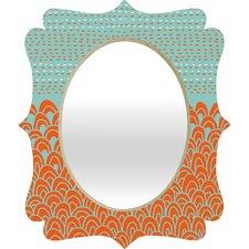 Budi Kwan The Infinite Tidal Quatrefoil Mirror
