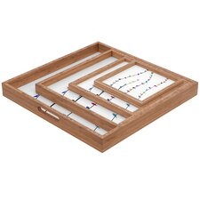 Belle 13 Happy Spring Square Tray