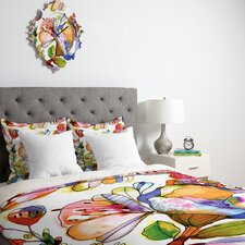 Cayena Blanca Blossom Pastel Duvet Cover Collection