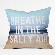 Leah Flores Breathe Indoor/Outdoor Throw Pillow