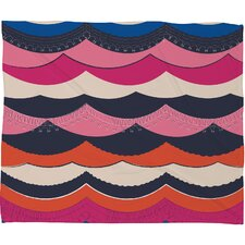 Vy La Unwavering Love Throw Blanket