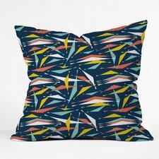 Heather Dutton Swizzlestick Party Girl Indoor Throw Pillow