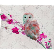 Hadley Hutton Quinceowl Throw Blanket