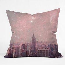 Bianca Green Throw Pillow