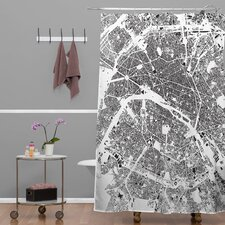 CityFabric Inc Paris Shower Curtain