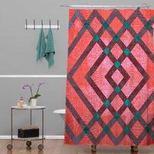 Randi Antonsen Hoping for the Best Shower Curtain