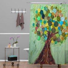 Elizabeth St Hilaire Nelson Spring Tree Shower Curtain