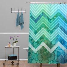 Gabi Azul Shower Curtain