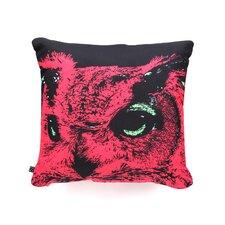 Romi Vega Owl Throw Pillow