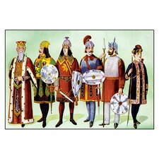 Odd Fellows: Costumes for Kings and Captains Graphic Art