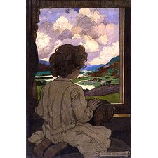'The Journey' by Elizabeth Shippen Green Painting Print