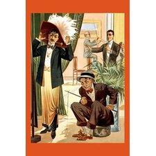 'Men Like Women' by Donaldson Litho Vintage Advertisement