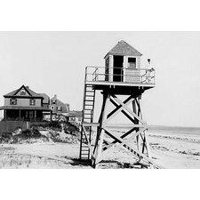 Watch Station Salisbury Beach, Massachusetts Photographic Print