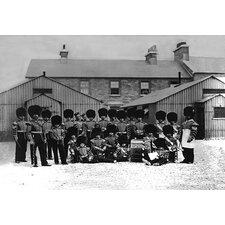 'Irish Soldiers' Photographic Print