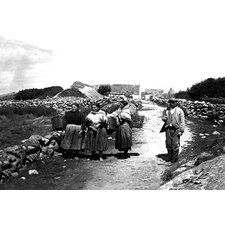 'Connemara Turf, Ireland' Photographic Print